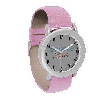 Doodle Lover Wrist Watch