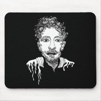 Doodle Man Mouse Pad