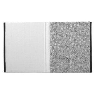 doodle pattern cases iPad folio case