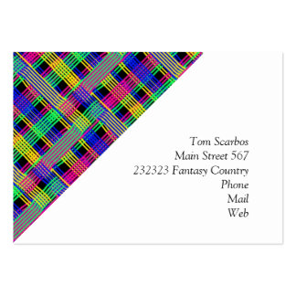 doodle Pattern Freedom Business Card Templates