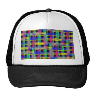 Doodle pattern FREEDOM Hats
