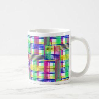 doodle Pattern Freedom,white Mug