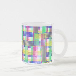 doodle Pattern Freedom white Coffee Mugs
