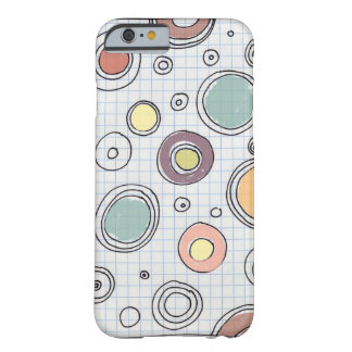 doodle pattern iphone 6 case barely there iPhone 6 case