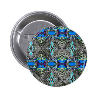 Doodle Pattern Products Pinback Buttons