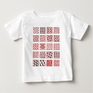 doodle patterns baby T-Shirt