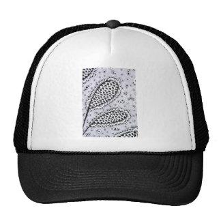 Doodle Petal Trucker Hats