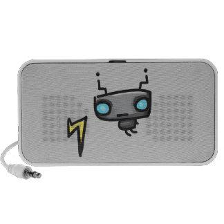 Doodle Robot Doodle Mini Speakers