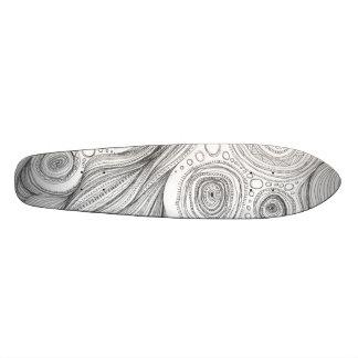Doodle Skateboard Deck