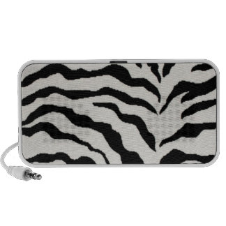 Doodle Speaker Zebra Design