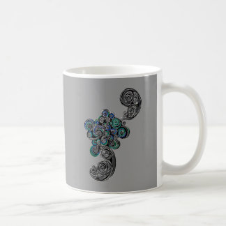 Doodle Swirls Mugs
