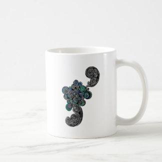 Doodle Swirls Mug
