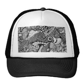Doodles 2 - scribbles 2 hats