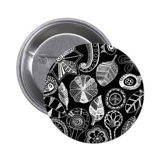 doodles pinback buttons