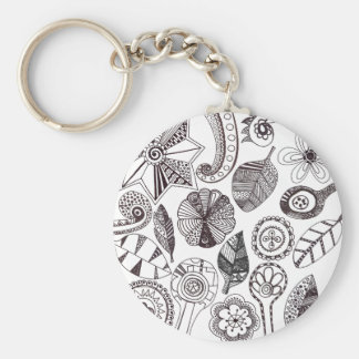 doodles keychains