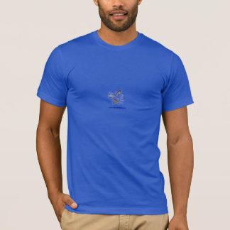 doodles multiple squares T-Shirt