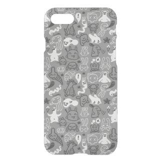 doodles pattern illustration iPhone 7 case