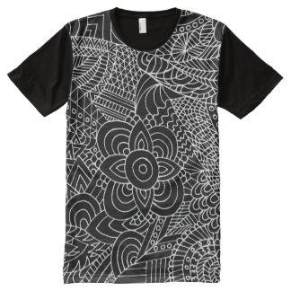 doodling art All-Over print T-Shirt