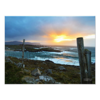 Dooey Beach // Donegal Co., Ireland Photo Print