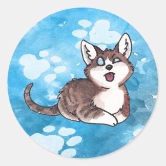 Doofy Cat Stickers