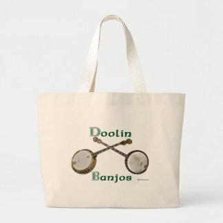Doolin Banjos Irish Session Gig Bag