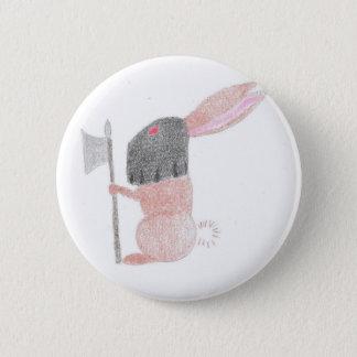 Doom Bunny 6 Cm Round Badge
