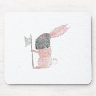 Doom Bunny Mouse Pad