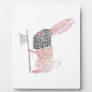 Doom Bunny Plaque