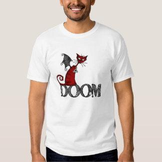 doom kitty t-shirt