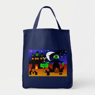 Doom Town Canvas Bag