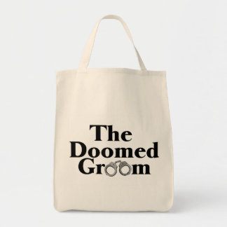 Doomed Groom Tote Bag