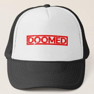 Doomed Stamp Trucker Hat