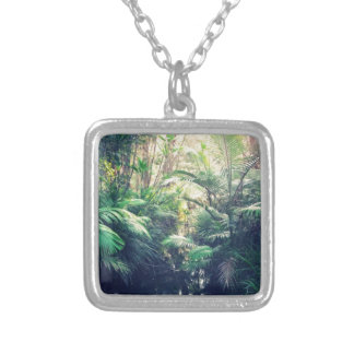 Doonella Creek Queensland Australia Silver Plated Necklace