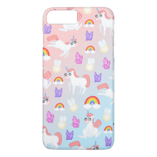 Doopy Unicorns iPhone 8 Plus/7 Plus Case