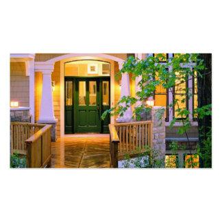 Door Company Business Card