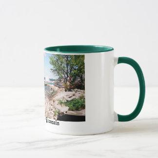 Door County Wisconsin Mug