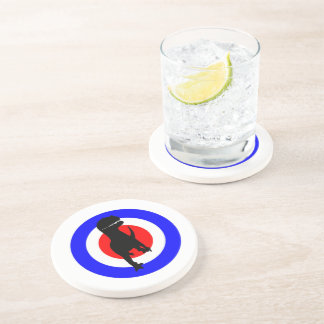 Door Cups Dinolino Underground Beverage Coaster