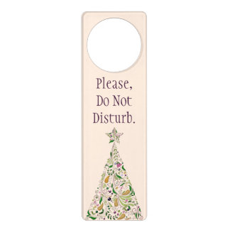 Door Hanger - Tuscany Tree Two