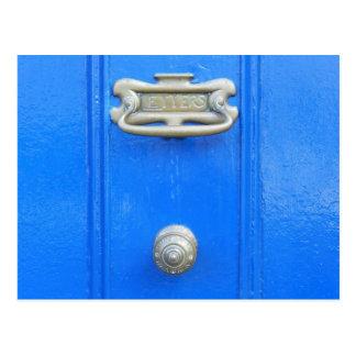 Door knob - Birr, Ireland Post Cards