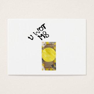 Door Knob Business Cards