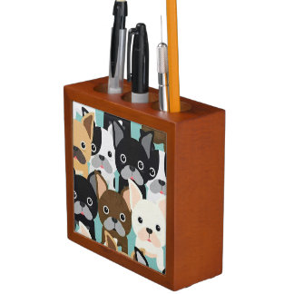 "Door-mugs ""Doguinhos "" Desk Organiser"