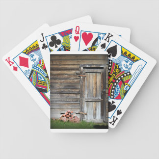 Door of Opportunity Bicycle Playing Cards