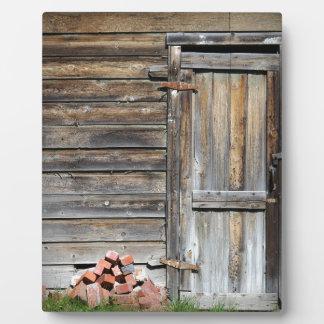 Door of Opportunity Plaque