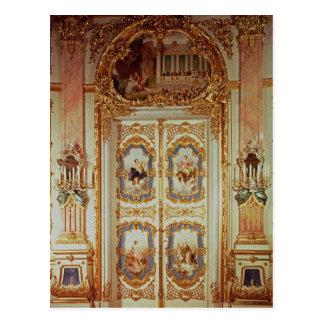 Door of the Porcelain Room Post Cards