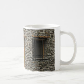 Door Photo White Mug