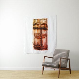 door tapestry