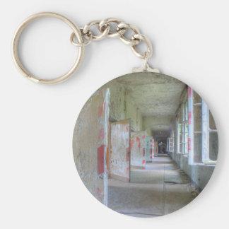 Doors and Corridors 02.1, Lost Places, Beelitz Key Ring