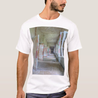 Doors and Corridors 02.1, Lost Places, Beelitz T-Shirt