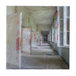 Doors and Corridors 02.1, Lost Places, Beelitz Tile