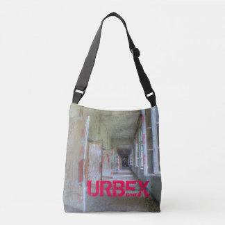Doors and Corridors 02.1, URBEX, Beelitz Crossbody Bag